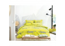 Linge de Lit MR FOX  Couleur:Jaune